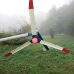 Assembled turbine