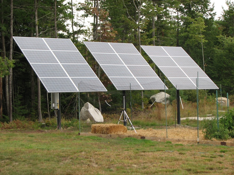 Pole-mount PV - Solar Energy System Design and Installation
