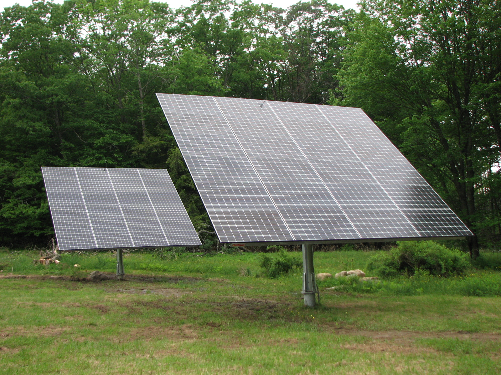 Solar Tracker - Solar Energy System Design and Installation